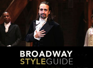 Broadway Style Guide Demo